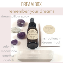Remember Your Dreams Box