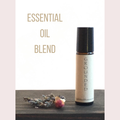 Grounded Scent Your Intention Roller