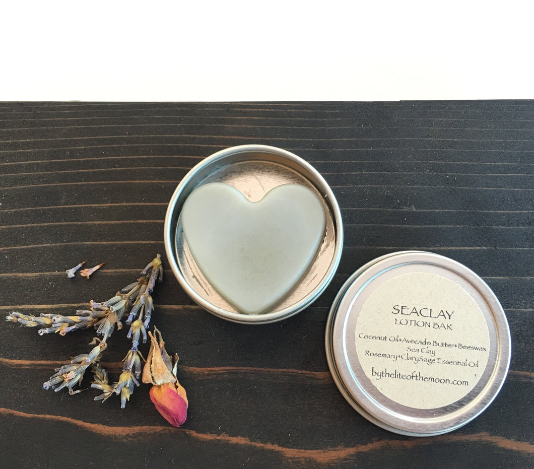 Sage+Seaclay Lotion Bar