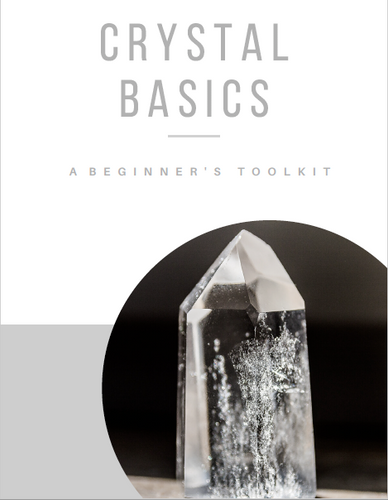 Crystal Basics - A Beginner's Guide