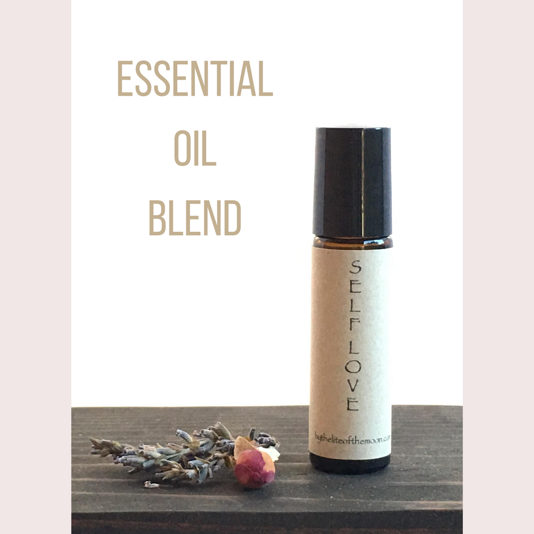 Self-Love Scent Your Intention Roller