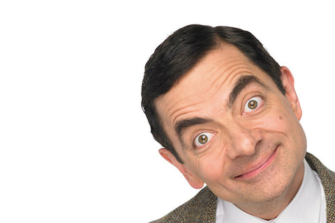 Mr Bean, Reading Tips