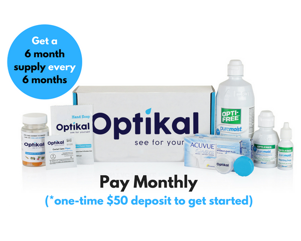 Optikal Monthly Payment