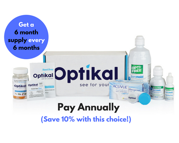 Optikal Annual Payment
