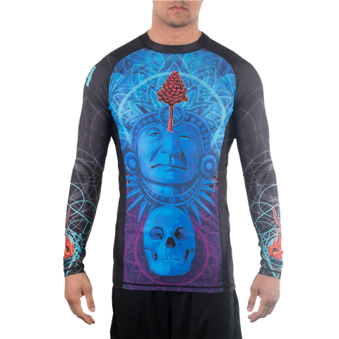 Ayahuasca Dream Rash Guard