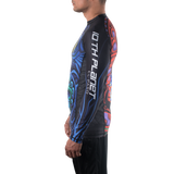 10th Planet El Paso, Aztec Rash Guard