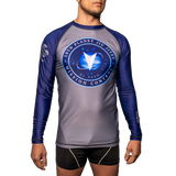Mission Control 10th Planet Rash Guard