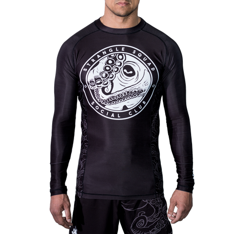Strangle Squad Rash Guard
