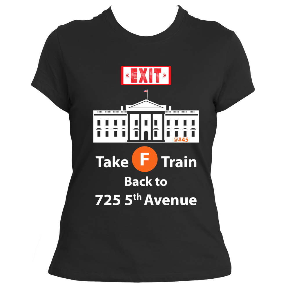 Exit White House Female Tee