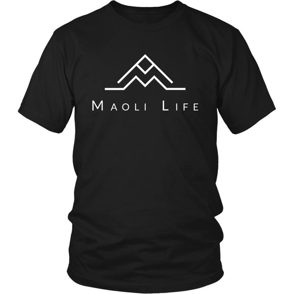 Maoli Life Men's Tee - T-shirt - teelaunch -  Maoli Life -  Maoli Life - Hawaii Jewelry - Best of Hawaii - Island Clothing - Hawaii Clothing - Hawaiian Clothing - Maoli