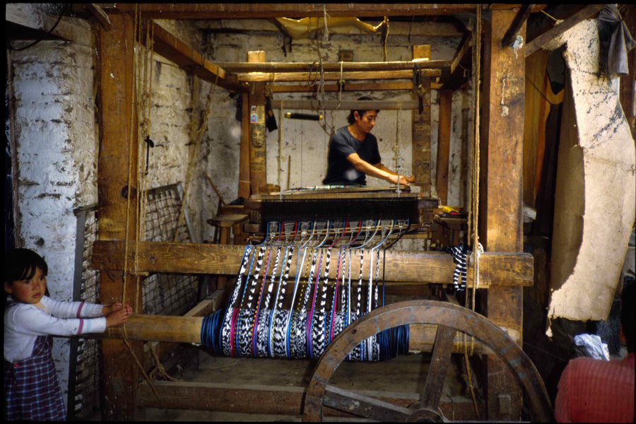 Weavers of Guatemala