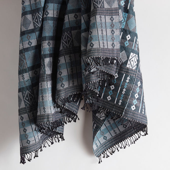 AMBOSELI HANDWOVEN THROW