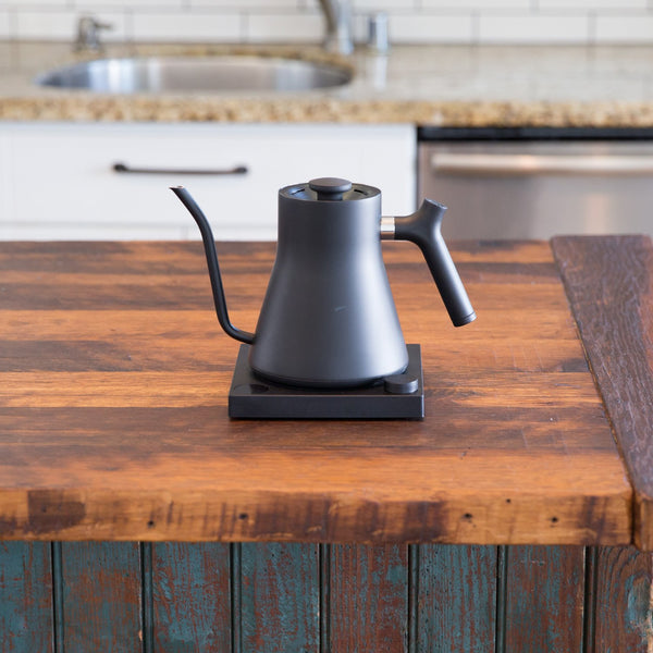 Fellow Stagg EKG, Electric PourOver Kettle - The Manual Brewers Best Friend!