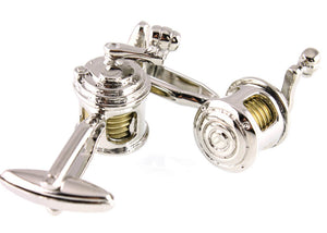 Coffee Hand Grinder Cufflinks