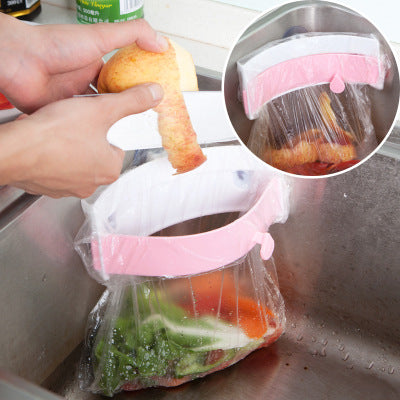 Sink Trash-bag Holder