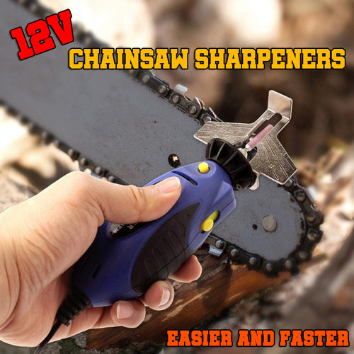 12v Chainsaw Sharpener