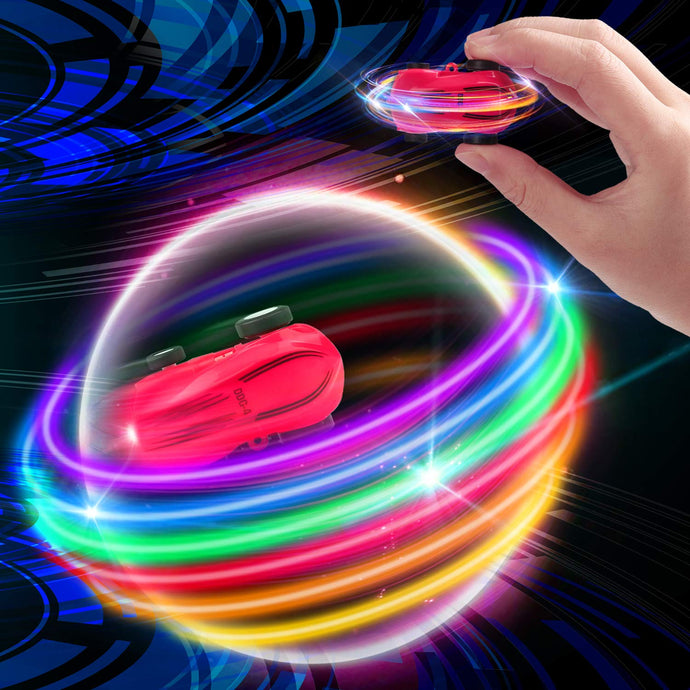 360 Mini Laser Spinner Car