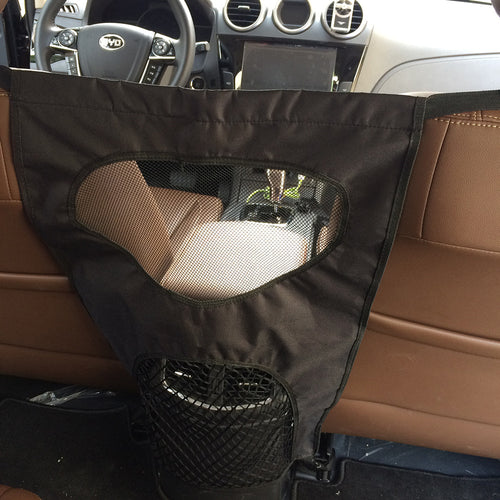 Pet Car Backseat Fence
