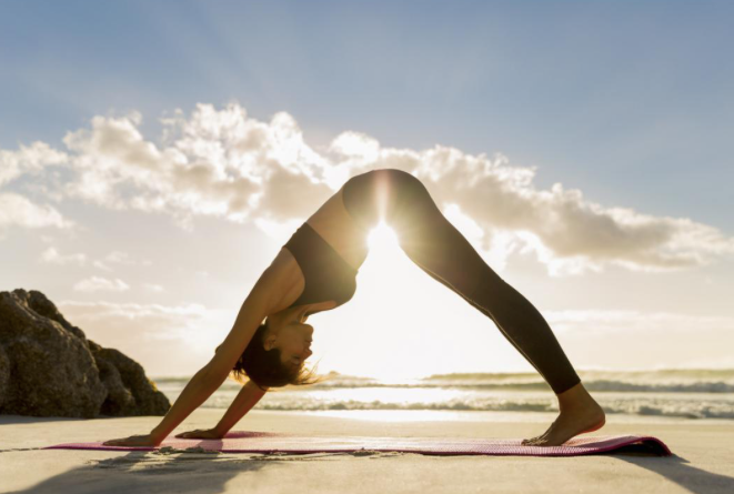 Ultimate Yoga Hack: The Beauty of the CBD Namaste