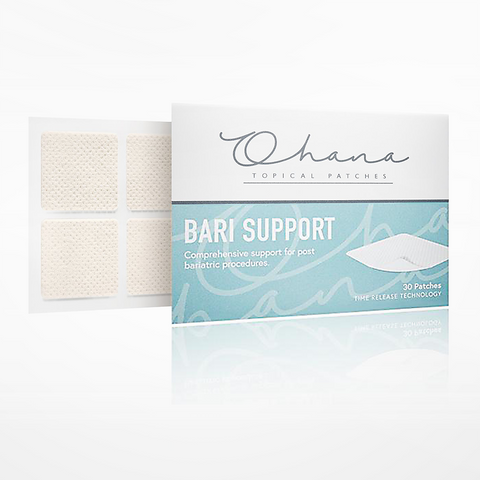 Ohana Topical Patch - Bari Support (30 pack)