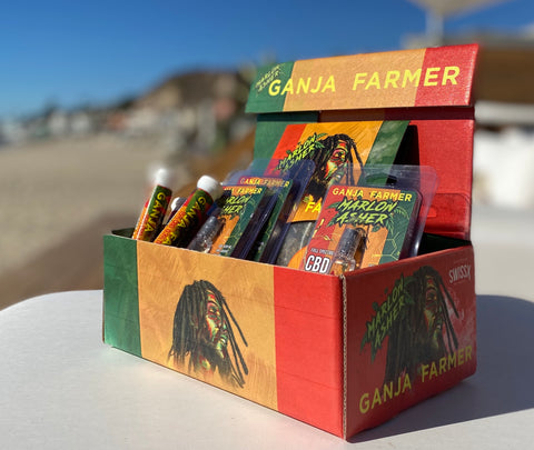 Marlon Asher Ganja Farmer Club Box