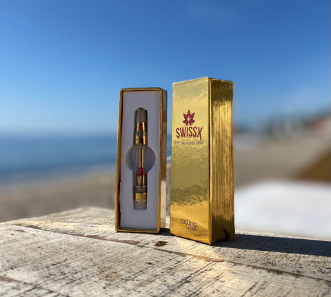 SWISSX MADE TO ORDER 1,000 MG CART