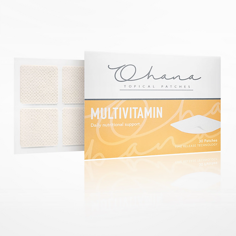 Ohana Topical Patch - Multivitamin (30 pack)