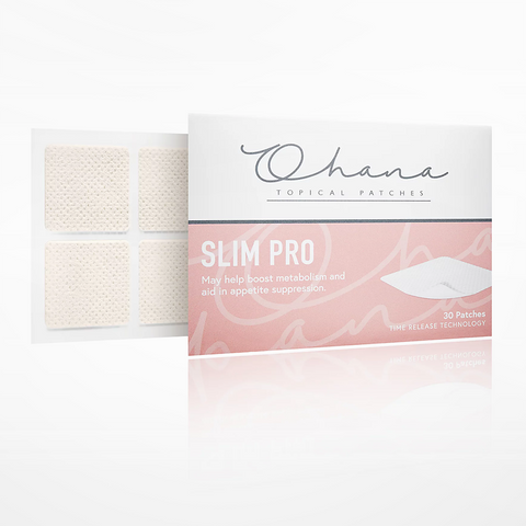 Ohana Topical Patch - Slim Pro (30 pack)