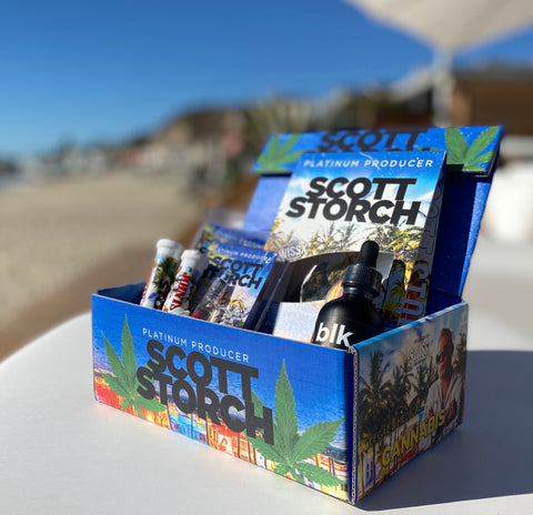 Scott Storch Cannabis Club Box (1-Time Delivery)