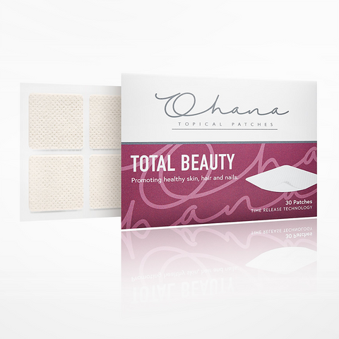 Ohana Topical Patch - Total Beauty (30 pack)