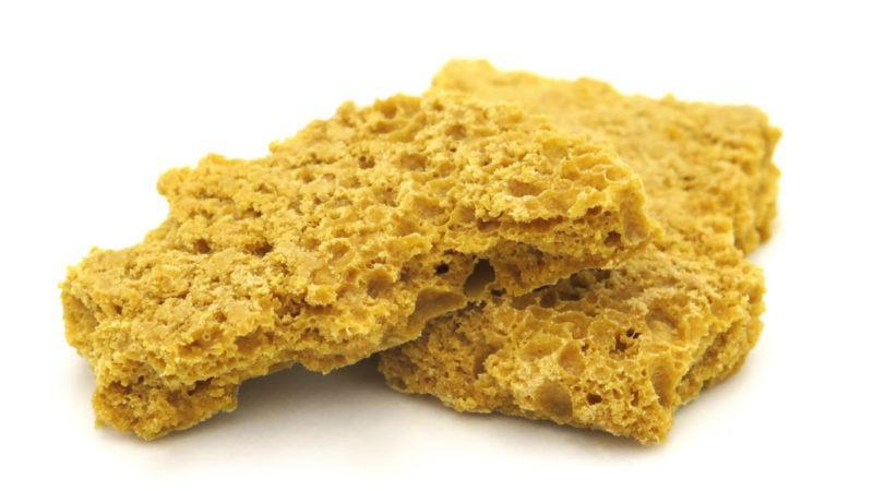 1 Gram SWISSX OG KUSH CRUMBLE ZERO THC-  PURE CBD CRUMBLE EXTRACT - Swissx Plant Medicine - For The Higher Good