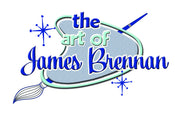 The Art of James Brennan