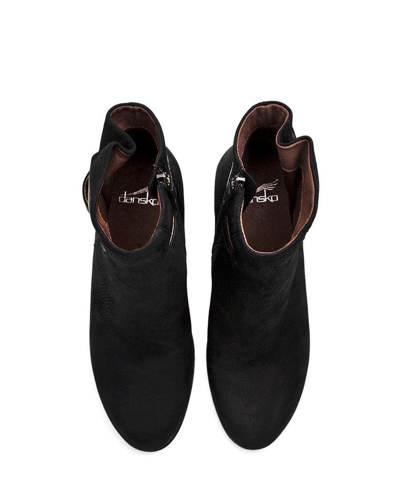 Dansko Hartley (Black Nubuck)