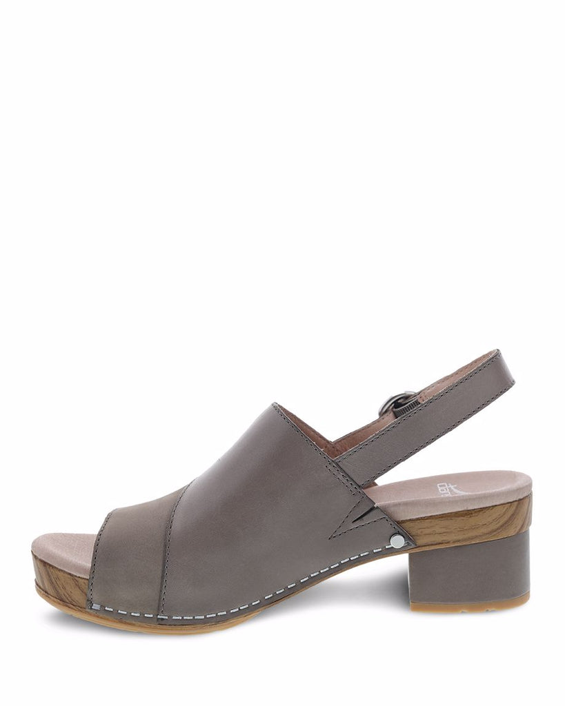 Dansko Madalyn (Taupe Burnished Calf)
