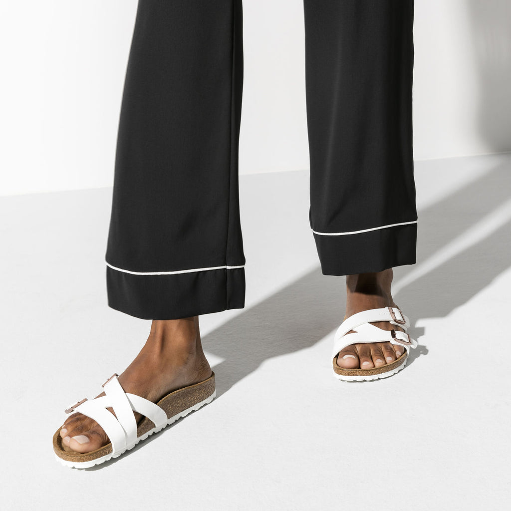 Birkenstock Yao (White) – EH Shoes