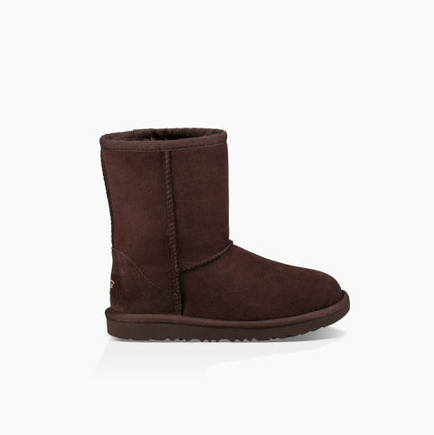 UGG Kid's Classic II (Chocolate)