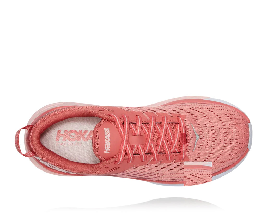 Hoka Women's Arahi 4 (Lantana / Heather Rose)