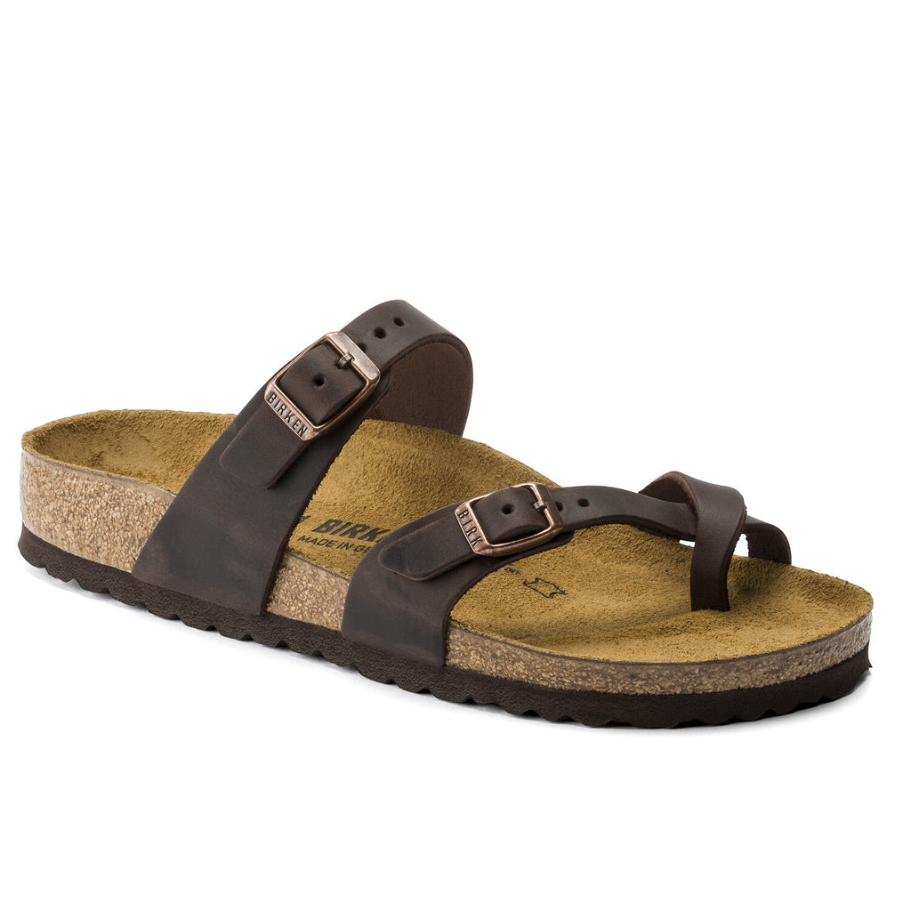 Birkenstock Mayari Oiled Leather (Habana)