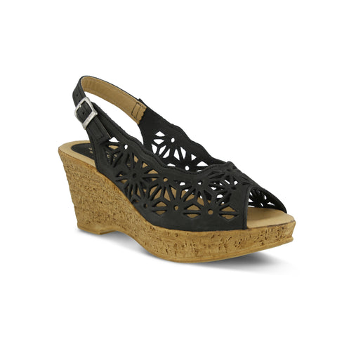 Spring Step Abigail (Black)