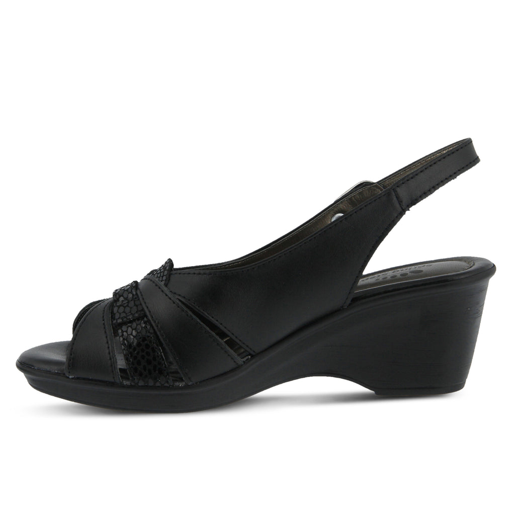 Spring Step Adorable (Black)