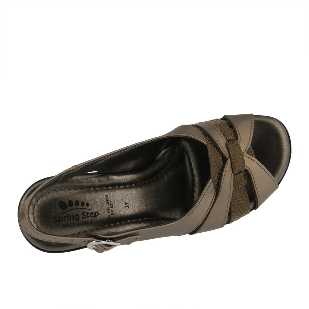 Spring Step Adorable (Bronze)