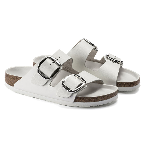 Birkenstock Arizona Big Buckle (White)