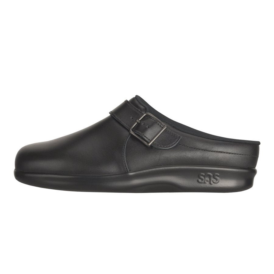 SAS Women's Clog (Black)
