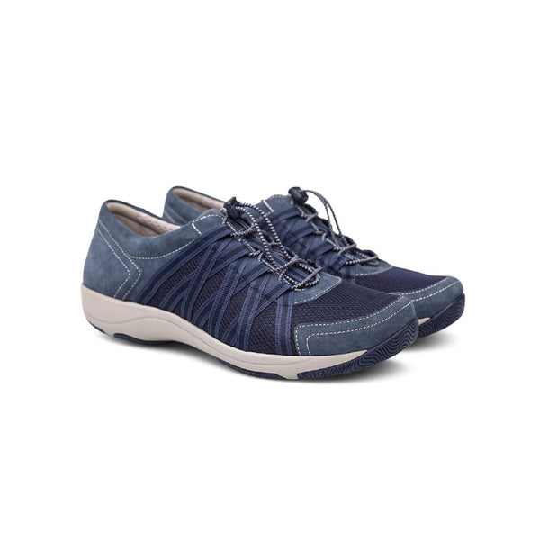 Dansko Honor (Blue Suede)