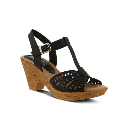 Spring Step Ekam (Black)