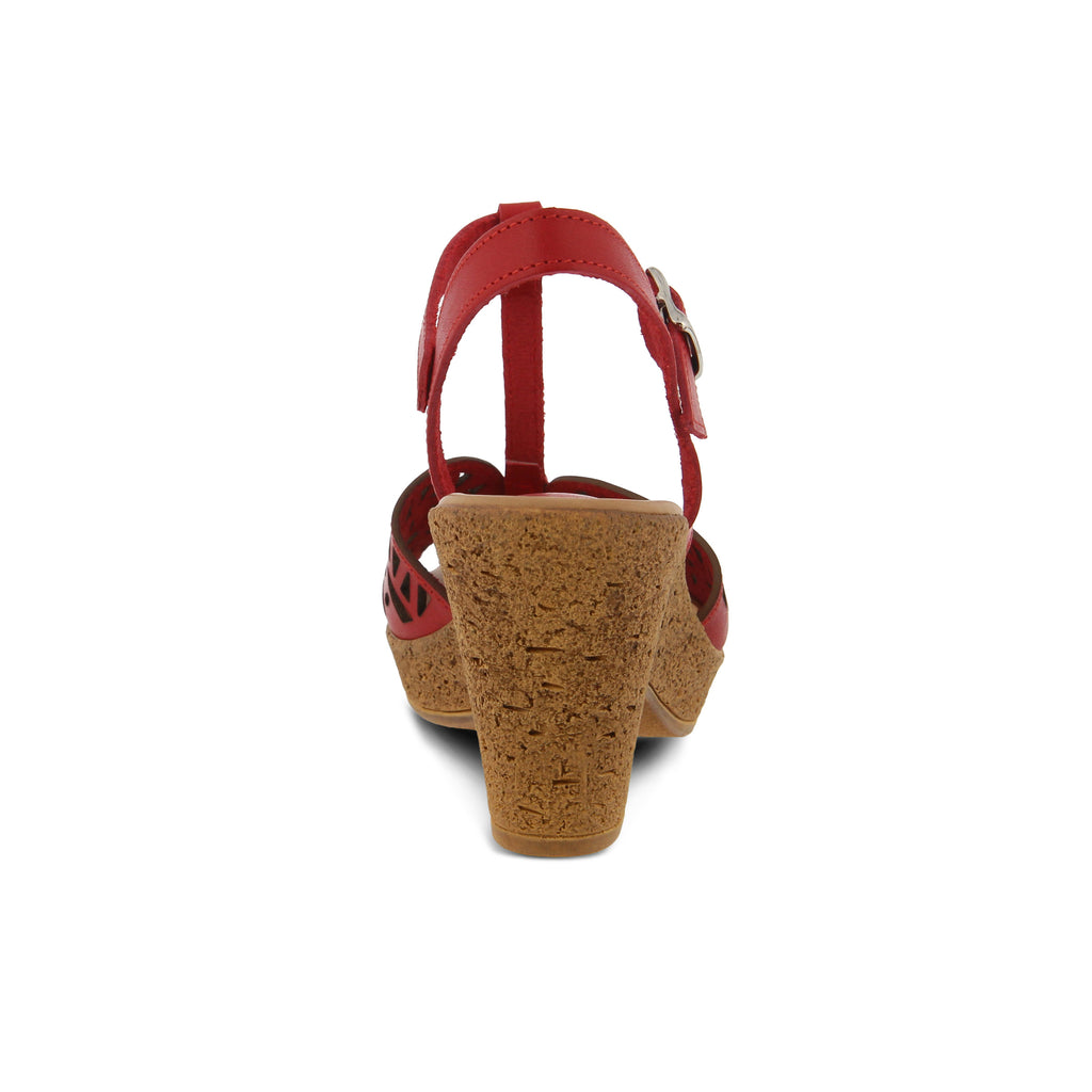 Spring Step Ekam (Red)