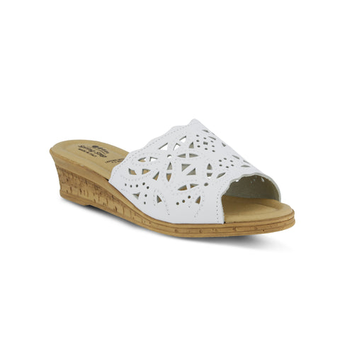 Spring Step Estella (White)