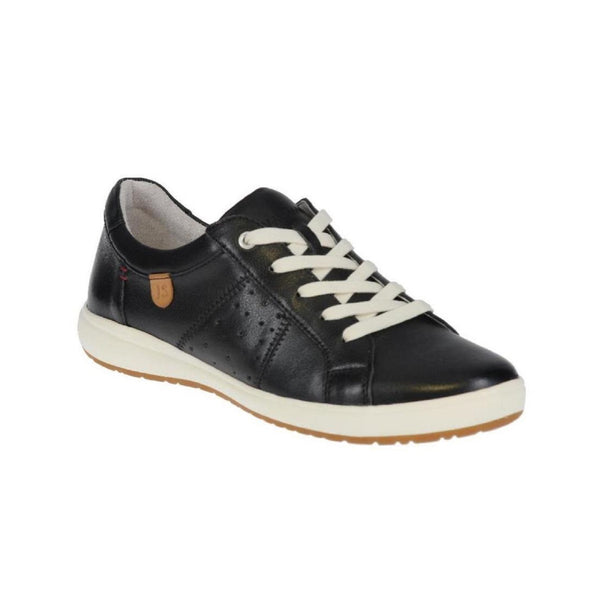 Josef Seibel Caren 01 Sneaker (Black)