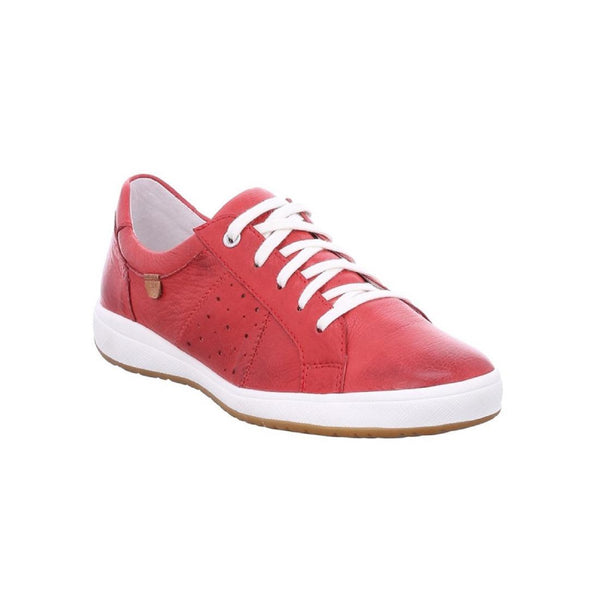 Josef Seibel Caren 01 Sneaker (Red)