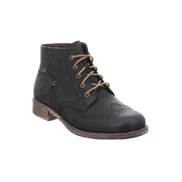 Josef Seibel Sienna 74 Boot (Black)
